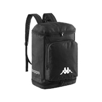Kappa Soccer Backpack 4 - Black