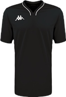 Kappa Calascia Basketball Shooter Shirt - Black/White