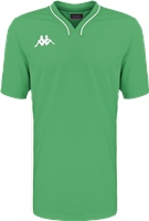 Kappa Calascia Basketball Shooter Shirt - Green/White