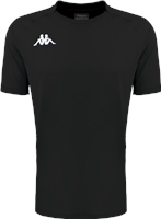 Kappa Telese Rugby Jersey - Black