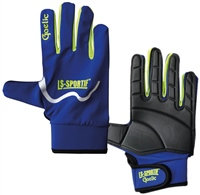 Lee Sports Famous Gaelic Glove - Royal/Volt/White