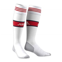 Adidas Arsenal FC Home Socks 19/20 - White/Red
