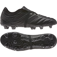 Adidas Copa Gloro 19.2 FG Football Boots - Black/Black