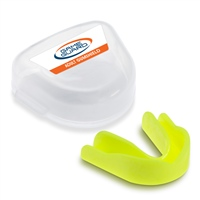 Game Guard Boil & Bite Mouthguard - Yellow