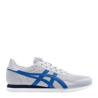 Asics Mens Tiger Runner - Grey/Navy