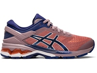 Asics Womens Gel Kayano 26 - Violet/Navy