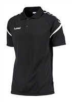 Hummel AUTHENTIC CHARGE FUNCTIONAL POLO - BLACK