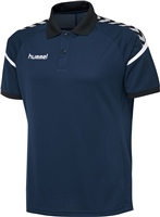 Hummel AUTHENTIC CHARGE FUNCTIONAL POLO - TOTAL ECLIPSE