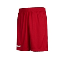 Hummel CORE HYBRID SHORTS - KIDS - TRUE RED