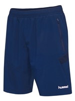Hummel TECH MOVE TRAINING SHORTS - KIDS - SARGASSO SEA