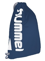 Hummel AUTHENTIC CHARGE GYM BAG - SARGASSO SEA