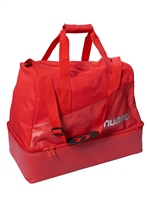 Hummel AUTHENTIC CHARGE SOCCER BAG - TRUE RED