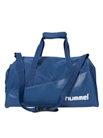 Hummel AUTHENTIC CHARGE SPORTS BAG - SARGASSO SEA