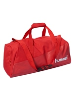 Hummel AUTHENTIC CHARGE SPORTS BAG - TRUE RED