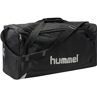 Hummel CORE SPORTS BAG - BLACK