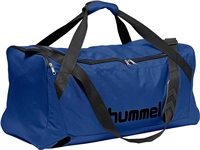 Hummel CORE SPORTS BAG - TRUE BLUE/BLACK