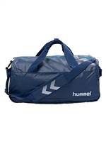 Hummel TECH MOVE SPORTS BAG - SARGASSO SEA