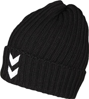 Hummel TRAINING BEANIE - KIDS - BLACK