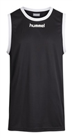 Hummel CORE BASKETBALL JERSEY - KIDS - BLACK