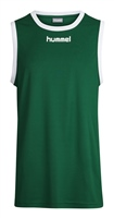 Hummel CORE BASKETBALL JERSEY - KIDS - EVERGREEN