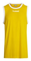 Hummel CORE BASKETBALL JERSEY - SPORTS YELLOW