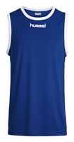 Hummel CORE BASKETBALL JERSEY - TRUE BLUE