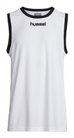 Hummel CORE BASKETBALL JERSEY - WHITE