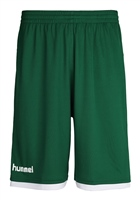 Hummel CORE BASKETBALL SHORTS - EVERGREEN