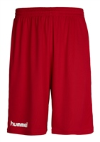 Hummel CORE BASKETBALL SHORTS - TRUE RED