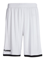 Hummel CORE BASKETBALL SHORTS - KIDS - WHITE