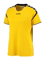 Hummel AUTHENTIC CHARGE SS POLY JERSEY WO - SPORTS YELLOW