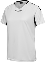 Hummel CORE TEAM JERSEY WOMAN S/S - WHITE