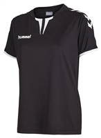 Hummel CORE WOMENS SS JERSEY - BLACK