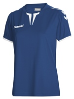 Hummel CORE WOMENS SS JERSEY - TRUE BLUE
