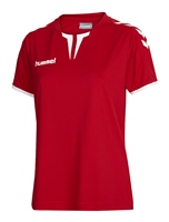 Hummel CORE WOMENS SS JERSEY - TRUE RED