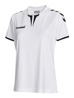 Hummel CORE WOMENS SS JERSEY - WHITE