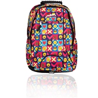 Ridge 53 Aishling Emoji Backpack - Multi