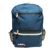 Ridge 53 Campus Backpack - Navy/Black