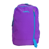 Ridge 53 Dawson Backpack - Purple/Blue