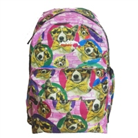 Ridge 53 Morgan Cara Dogs Backpack - Multi