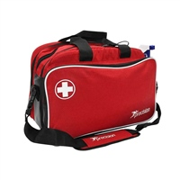 PT Pro HX Run on Touchline Medi Bag - Red/Black