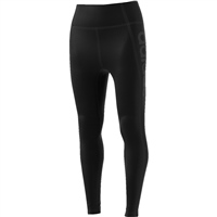 Adidas Womens D2M LO Tight - Black/Black