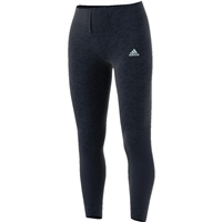 Adidas Womens Own The Run Tights - Navy