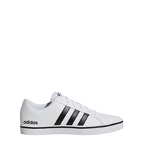 Adidas Mens VS Pace Runners - White/Black
