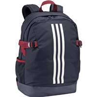 Adidas Power IV Backpack - Navy/White