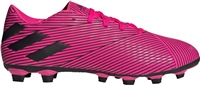 Adidas Nemeziz 19.4 FxG Football Boots - Pink/Black