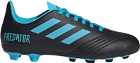 Adidas Predator 19.4 FxG J - Kids - Black/Blue