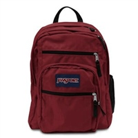 Jansport Big Student Backpack 19 - Red