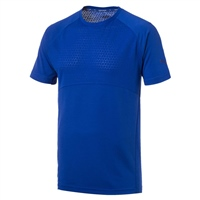 Puma Mens Evostripe Lite Tee - Royal Blue