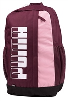 Puma Plus Backpack II - Maroon/Pink